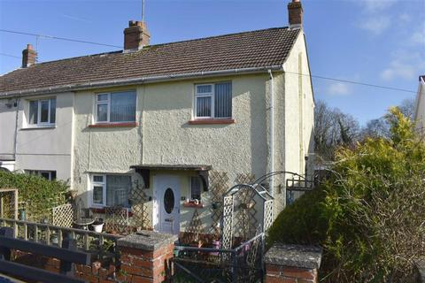 3 bedroom semi-detached house for sale - Bro Grannell, Llanwnnen, Lampeter