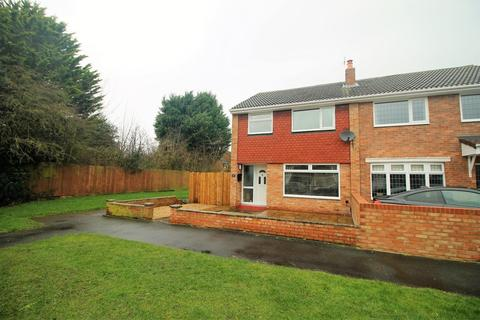 3 bedroom semi-detached house for sale - Linnet Court, Crooksbarn, Norton