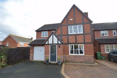 4 bedroom detached house for sale - Oadby Way, Bicton Heath, Shrewsbury