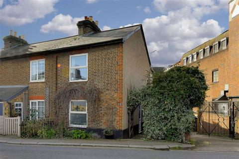 3 bedroom end of terrace house for sale - Church Road, Epsom, Surrey