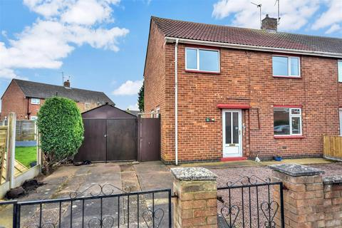 3 bedroom semi-detached house for sale - Mercia Road, Newark
