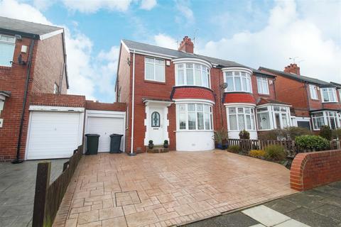 3 bedroom semi-detached house for sale - Seacrest Avenue, North Shields