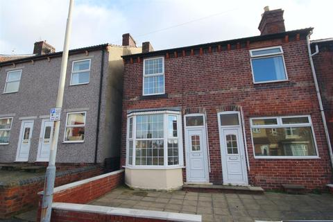 2 bedroom end of terrace house to rent - 37 Foljambe Road, Chesterfield, S40 1NN