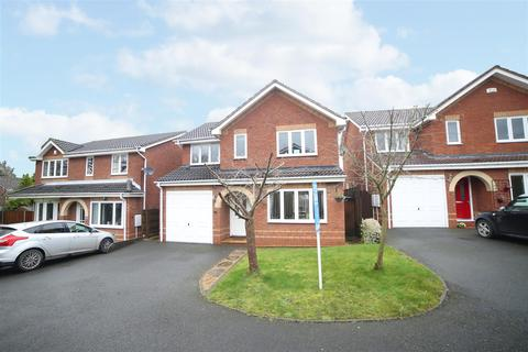 4 bedroom detached house for sale - Gainsborough Way, Telford, TF5 0PS