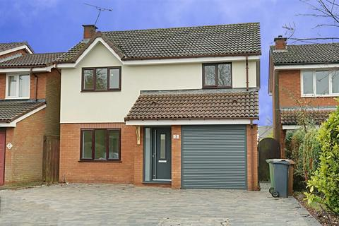 4 bedroom detached house for sale - Lochalsh Grove, Coppice Farm Estate, Willenhall