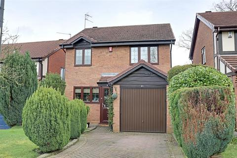 3 bedroom detached house for sale - Hoylake Close, Turnberry, Bloxwich
