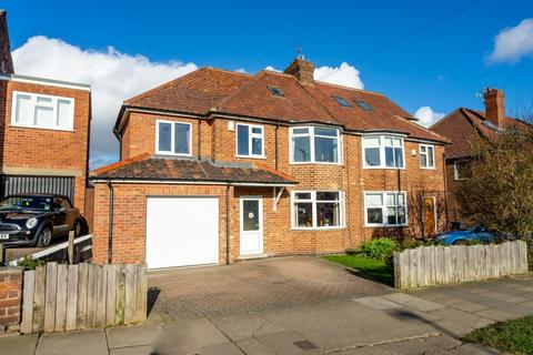 4 bedroom semi-detached house for sale - Hamilton Drive, York