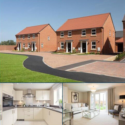 2 bedroom terraced house for sale - Plot 115, Ashdown at Letcombe Gardens, Station Road, Grove OX12