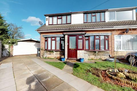 4 bedroom semi-detached house for sale - Southam Close, Hall Green B28