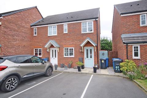 2 bedroom end of terrace house for sale - Edale Close, Warrington, WA1