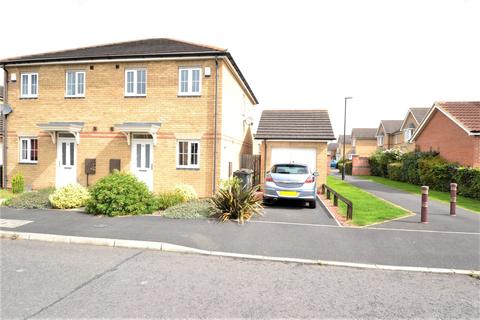 2 bedroom semi-detached house to rent - Lansbury Court, Longbenton, Newcastle Upon Tyne, NE12