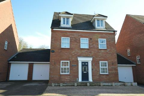 4 bedroom detached house for sale - Navigation Drive, Glen Parva, Leicester