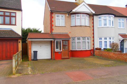 3 bedroom end of terrace house for sale - Rose Glen, Rush Green, Romford RM7