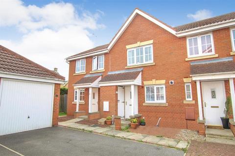 2 bedroom terraced house for sale - Waterdale Close, Bridlington, YO16 6RX