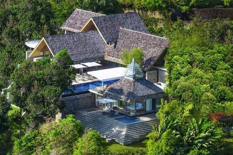 5 bedroom villa - Mu Ban Jasmine Kamala, Phuket