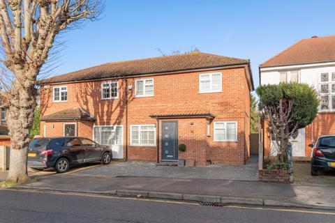 3 bedroom semi-detached house for sale - Cranes Park Avenue, Surbiton, KT5