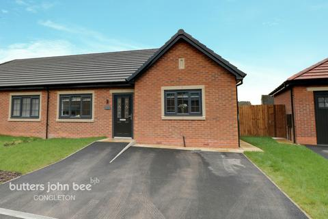 2 bedroom semi-detached bungalow for sale - Blossom Gate Drive, Congleton