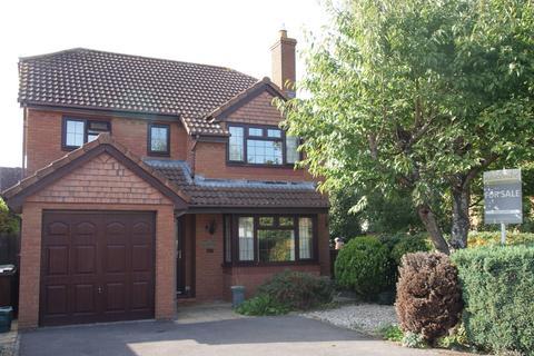 4 bedroom detached house for sale - Vilverie Mead, Bishops Cleeve, GL52