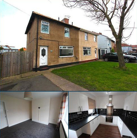 3 bedroom semi-detached house to rent - Park Crescent, Shiremoor, NE27 0LH
