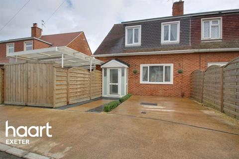 2 bedroom semi-detached house for sale - Wear Barton Road, Exeter