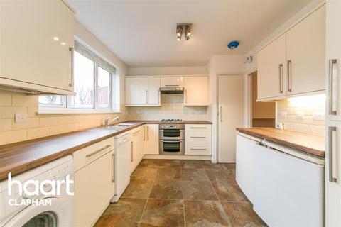 2 bedroom end of terrace house to rent - Coleridge Close, SW8