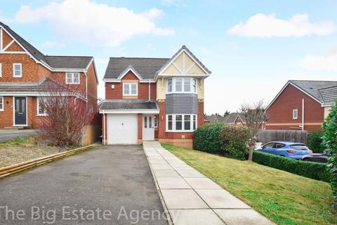4 bedroom detached house for sale - Hillsdown Drive, Connah's Quay, Deeside, CH5