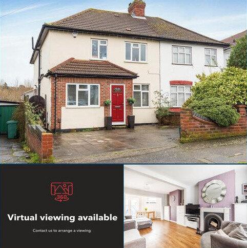 5 bedroom semi-detached house for sale - Queensway West Wickham BR4