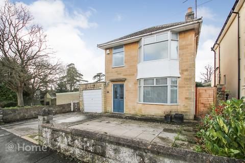 3 bedroom detached house for sale - West Lea Road, Bath BA1
