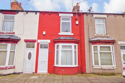 2 bedroom terraced house to rent - Sadberge Street, North Ormesby, Middlesbrough, Cleveland , TS3 6PD