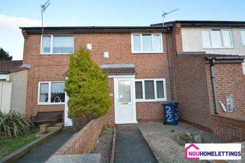 2 bedroom terraced house to rent - Anson Close, South Shields, NE33