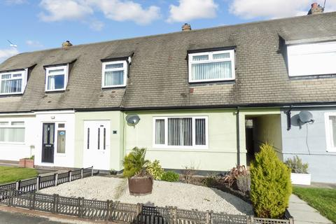 3 bedroom terraced house for sale - Bishopton Court, Fairfield , Stockton-on-Tees, Cleveland, TS19 7HL