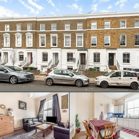 2 bedroom flat for sale - Fentiman Road, Oval