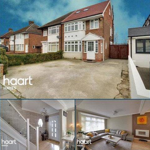 4 bedroom semi-detached house for sale - Barnhill Road
