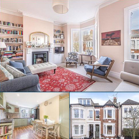 2 bedroom flat for sale - Fontarabia Road, Battersea