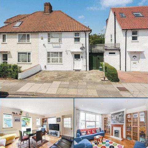 4 bedroom semi-detached house for sale - Saxon Drive, Acton