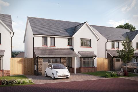 4 bedroom detached house for sale - The Terfel, Colman Vale, Pen-Y-Fai, Bridgend, Bridgend County Borough, CF31 4BX