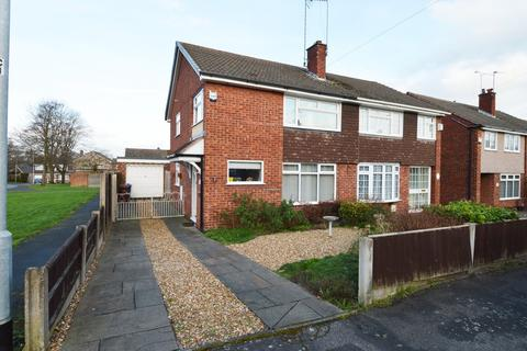 3 bedroom semi-detached house for sale - Tunnicliffe Drive, Rugeley