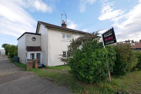 3 bedroom semi-detached house for sale - 1 Station Cottages, Marlesford, Suffolk