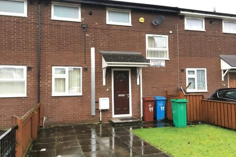 2 bedroom terraced house to rent - Sharcott Close, Moss Side