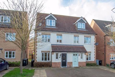 3 bedroom semi-detached house to rent - Elgar Way, Stamford