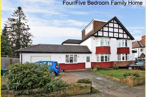 4 bedroom semi-detached house for sale - Chestnut Avenue, West Wickham