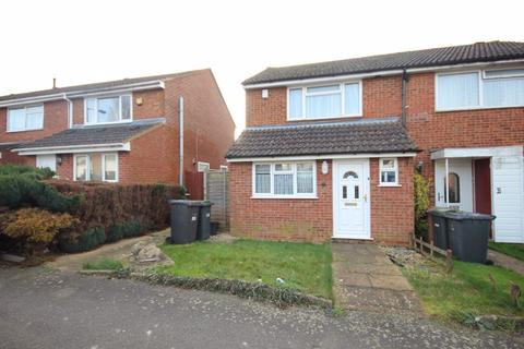 3 bedroom end of terrace house for sale - Extended 3 bedroom in Stopsley....