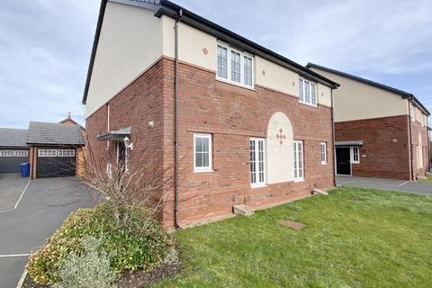 3 bedroom semi-detached house for sale - Jubilee Road, Walmer Bridge