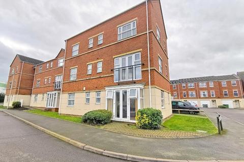 2 bedroom flat for sale - BAGNALLS WHARF, WEDNESBURY, WEST MIDLANDS, WS10 7EL