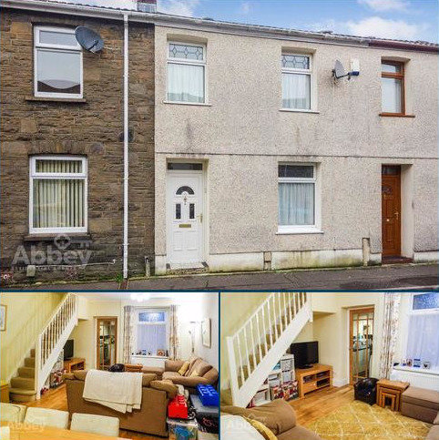 2 bedroom terraced house for sale - Llewellyn Street, Neath, SA11 1EJ