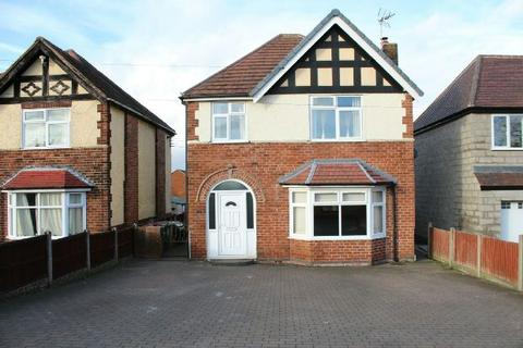3 bedroom detached house for sale - Mansfield Road, South Normanton, Alfreton