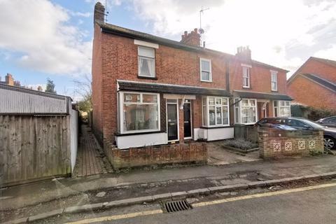 2 bedroom end of terrace house for sale - Beaconsfield Road, Aylesbury