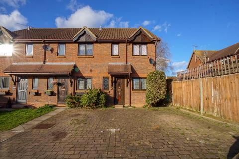 2 bedroom end of terrace house for sale - Ogilvie Court, Wickford