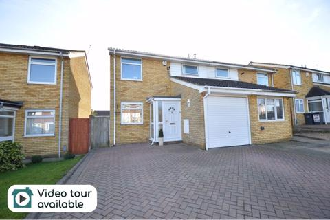 3 bedroom semi-detached house for sale - Waddesdon Close, Luton