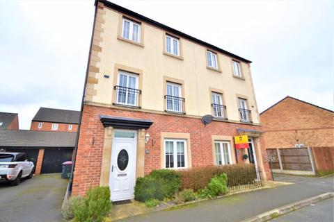 4 bedroom property to rent - Bolbury Crescent, Manchester